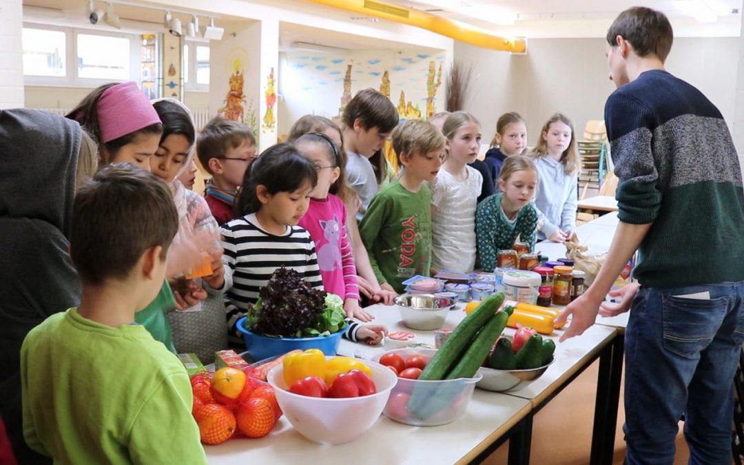 Kochwettbewerb für Grundschüler