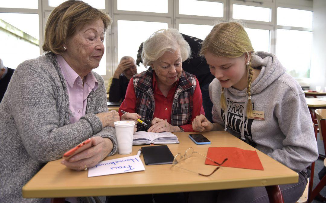 """""""Handyführerschein"""" für Senioren"""