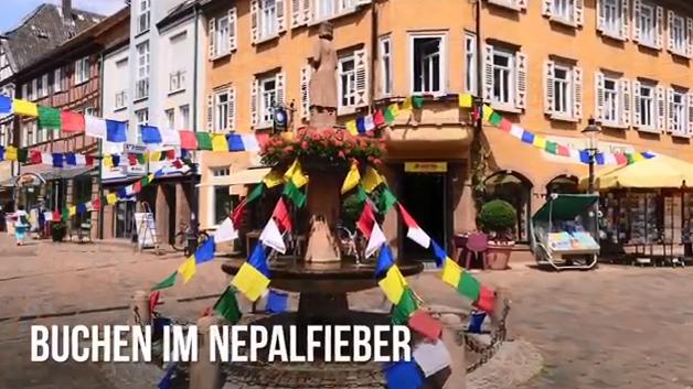 Laufen für Nepal